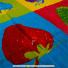 セール品 Wimbledon(ウィンブルドン) オフィシャル商品 限定販売 マルチカラード ストロベリー ビーチタオルの画像3