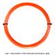 【12mカット品】ヨネックス(YONEX) ポリツアーレブ (Poly Tour REV) ブライトオレンジ 1.20mm/1.25mm/1.30mm ポリエステルストリングス テニス ガット テニス ガット ノンパッケージ