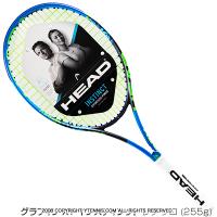 【在庫処分特価】【初心者モデル】【小中学生の方にもおすすめ】ヘッド(Head) グラフィンXT インスティンクト レフ プロ 16x16(16x19) ASP (255g) 236908 テニスラケット