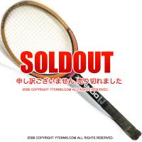 ドネー(DONNAY) ヴィンテージラケット オールウッド ビョルン・ボルグ(BJORN BORG) テニスラケット 木製 ウッドラケット