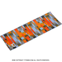 セール品 ミッション(mission) マックス テックニット ラージ クーリング タオル UPF 50 オレンジ/ブルー MAX TECHKNIT LARGE COOLING TOWEL