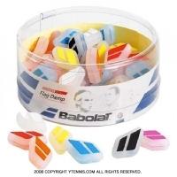 バボラ(BabolaT) ロゴ フラッグダンプ アソート50個セット 振動止め/ダンプナー 700033