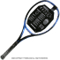 【大坂なおみ使用シリーズ】ヨネックス(YONEX) 2018年モデル Eゾーン 100 (300g) ブライトブルー (EZONE 100 Bright Blue)テニスラケットの画像2