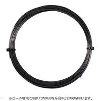【12mカット品】ヘッド(HEAD) ホーク タッチ(HAWK Touch) ブラック 1.20mm/1.25mm テニス ガット ノンパッケージ