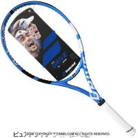 バボラ(Babolat) 2018年モデル ピュアドライブ ライト (270g) 101340 (PureDrive LITE) テニスラケット