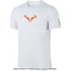 ナイキ(Nike) ラファエル・ナダル全仏優勝記念限定モデル X Tシャツ ホワイト/クレー リミテッドエディション