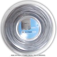 ルキシロン(LUXILON) アルパワーラフ(ALU POWER Rough) 1.25mm/1.30mm 220mロール ポリエステルストリングス