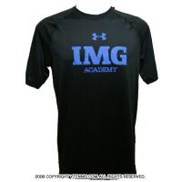 アンダーアーマー(UNDER ARMOUR)×IMG(ニック・ボロテリー テニスアカデミー) メンズ Tech Tシャツ