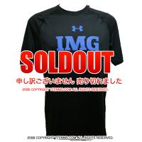 セール品 アンダーアーマー(UNDER ARMOUR)×IMG(ニック・ボロテリー テニスアカデミー) メンズ Tech Tシャツ