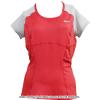 セール品 ナイキ(Nike) レディース ベーシック パワートップ ゼラニウム/ホワイト