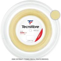 【新パッケージ】テクニファイバー(Tecnifiber) デュラミックス (DURAMIX) ナチュラルカラー 1.30mm/1.25mm 200mロール ナイロンストリングス ※デュラミックスHDから名称変更