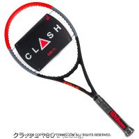 ウイルソン(Wilson) 2019年モデル クラッシュ 100 L (280g) 16x19 (Clash 100 L) WR008711 テニスラケット