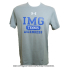 セール品 アンダーアーマー(UNDER ARMOUR)×IMG(ニック・ボロテリー テニスアカデミー) メンズ テニスTシャツの画像1
