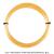 【12mカット品】ルキシロン(LUXILON) 4G ラフ 1.25mm (4G ROUGH)ポリエステルストリングス イエロー テニス ガット ノンパッケージの画像