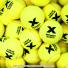 トレトン(Tretorn) マイクロエックス micro X ノンプレッシャー テニスボール 96個セット イエロー×イエローの画像1