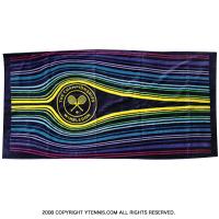 ウィンブルドン(Wimbledon) オフィシャル商品 限定販売 ロゴ ビーチタオル