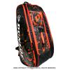 セール品 ダンロップ(Dunlop) レボリューション(Revolution NT) テニスバッグ ラケット12本収納 オレンジ 国内未発売カラー ラケットバッグ