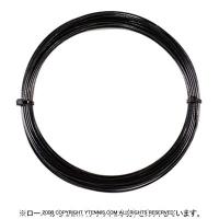 【12mカット品】バボラ(Babolat) RPMラフ / RPMブラストラフ (RPM ROUGH / RPM Blast ROUGH) 1.35mm/1.30mm/1.25mm ブラック ポリエステルストリングス テニス ガット ノンパッケージ