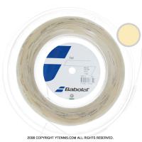 バボラ(Babolat) エクセル(Xcel) ナチュラルカラー 1.25mm/1.30mm 200mロール ナイロンストリングス