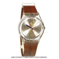 スウォッチ腕時計1996年アトランタ・オリンピック・テニス(男子シングルス)男子50m走 胴メダリスト バレンチ・マッサナモデル