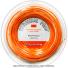 シグナムプロ(SIGNUM PRO) ポリプラズマ(Poly Plasma) 1.33mm/1.28mm/1.23mm/1.18mm 200mロール ポリエステルストリングス オレンジの画像1