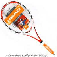 【A・マレーの原点】ヘッド(Head)マイクロジェル ラジカル MPミッドプラス(MicroGel Radical Mid Plus) ストリングス張り済みテニスラケット アンディ・マレー使用モデル