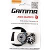 ガンマ(Gamma) ストリング・シングス・ズー バイブレーション ダンプナー ゼブラ/コアラ