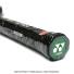 ヨネックス(Yonex) 2019年モデル Vコア 100 ギャラクシーブラック 16x19 (300g) VCORE 100 GALAXY BLACK テニスラケットの画像6