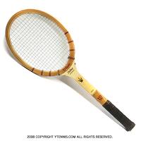 ウイルソン(WILSON) ヴィンテージラケット ジャック・クレーマーオートグラフ テニスラケット 木製 ウッドラケット