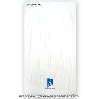 全豪オープンテニス オフィシャル商品 刺繍ロゴ コートタオル オーストラリアンオープン ホワイト