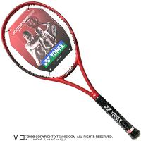 ヨネックス(Yonex) 2018年モデル Vコア 98 フレイムレッド 16x19 (305g) 133VC98RG-305 (VCORE 98 FLAME) テニスラケット