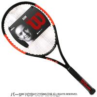 ウイルソン(Wilson) 2019年モデル バーン100ULS 18x16 (Burn 100 ULS) WR000310 (260g) テニスラケット
