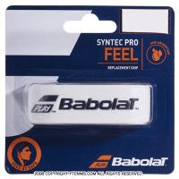 【ナダル使用シリーズ】バボラ(BabolaT) シンテックプロ リプレイスメントグリップテープ ホワイト