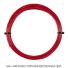 【12mカット品】テクニファイバー(Tecnifiber) XR3 レッド 1.25mm/1.30mm テニスガット ノンパッケージの画像1