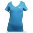 セール品 ナイキ(Nike) プロ ショートスリーブトップ シャツ ブルーラグーンの画像1