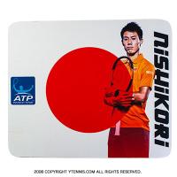 ATPツアー 錦織圭 マウスパッド