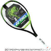 【初中級モデル】ヨネックス(YONEX) 2017年 Eゾーン 98 (285g) ライムグリーン (EZONE 98)テニスラケット