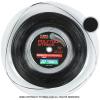 ヨネックス(YONEX) ポリツアーストライク(Poly Tour STRIKE) ブラック 1.25mm 200mロール ポリエステルストリングス