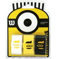 ウイルソン(Wilson) ミニオン オーバーグリップ 3個パック (Minions Overgrip) WR8408401001