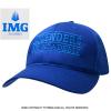 IMG(ニック・ボロテリー テニスアカデミー) オフィシャル アセンダーキャップ ブルー
