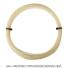【12mカット品】ウイルソン(WILSON) NXT ソフト 16 (NXT SOFT 16) ナチュラルカラー 1.30mm ナイロンストリングス テニス ガット ノンパッケージの画像1