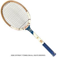 ヴィンテージラケット スポルディング(SPALDING) パンチョ・ゴンザレス Pancho Gonzales 木製 テニスラケット