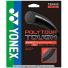 【12mカット品】ヨネックス(YONEX) ポリツアータフ (Poly Tour TOUGH) ブラック 1.25mm ポリエステルストリングス テニス ガット テニス ガット ノンパッケージの画像1