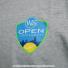 ATPツアー ウェスタンアンドサザンオープン シンシナティ・マスターズ(Cincinnati Masters) クワイエットプリーズTシャツ ヘザーグレーの画像4
