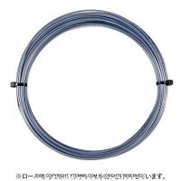 【12mカット品】ソリンコ(SOLINCO) ツアーバイト(Tour Bite) 1.30mm/1.25mm/1.20mm/1.15mm/1.10mm/1.05mm ポリエステルストリングス グレー テニス ガット ノンパッケージ