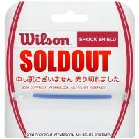 ウイルソン(WILSON) ショックシールド(SHOCK SIELD) ブルー 振動止め ダンプナー
