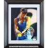 ヤニナ・ウィックマイヤー選手 直筆サイン入り記念フォトパネル 2010年ソニーエリクソンオープン JSA authentication認証