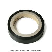 ノーブランド フィニッシングテープ ブラック 5m