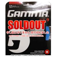 セール品 GAMMA ガンマ iO プロフェッショナル 17G ストリングス ガット ブルー パッケージ品