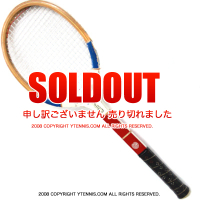 ヴィンテージラケット ダンロップ(DUNLOP) ジュニアプロ テニスラケット 木製 ウッドラケット